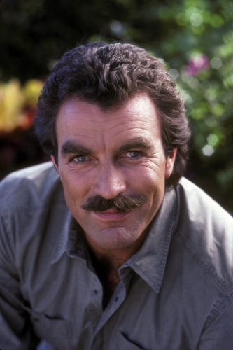 Tom Selleck #0074 - on SALE